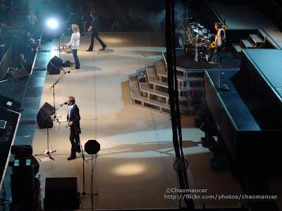 Phil Collen, Rick Savage, Rick Allen, & Vivian Campbell - Def Leppard - 2008