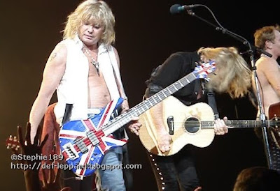 Vivian Campbell, Rick Savage, Joe Elliott, and Phil Collen - Def Leppard - 2008