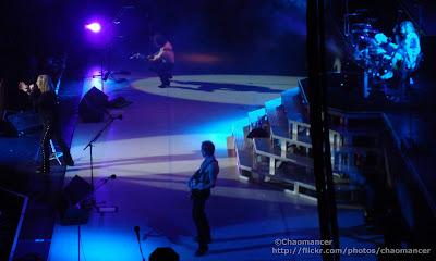 Phil Collen, Joe Elliott, Vivian Campbell, & Rick Allen - Def Leppard - 2008