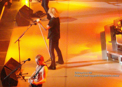 Phil Collen and Joe Elliott - Def Leppard - 2008