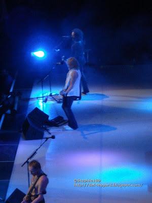 Phil, Sav & Viv - Def Leppard - 2008