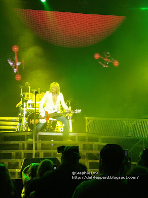 (Rick Allen and) Rick Savage - Def Leppard - 2008