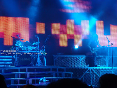 Rick Allen and Rick Savage - Def Leppard - 2008