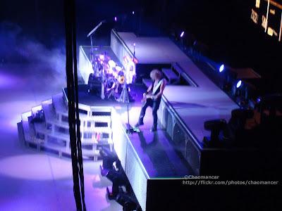 Rick Allen and Rick Savage  - 2008 - Def Leppard
