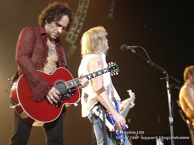 Viv and Sav (and Phil) - 2008 - Def Leppard