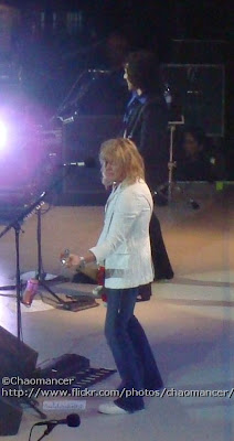 Sav and Viv - Def Leppard - 2008