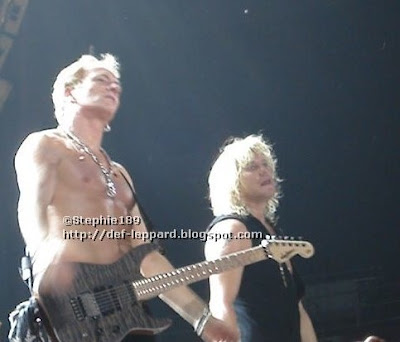 Phil and Sav - 2008 - Def Leppard