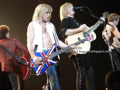 Vivian, Sav, Joe, and Phil - 2008 - Def Leppard