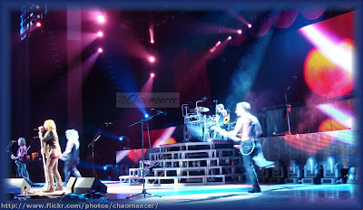 Viv, Joe, Sav, Rick, and Phil - 2009 - Def Leppard