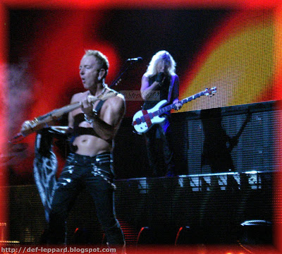 Phil Collen and Rick Savage - 2009 - Def Leppard