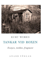 Kurt Wered: tankar vid roxen: essayer, tankar, fragment