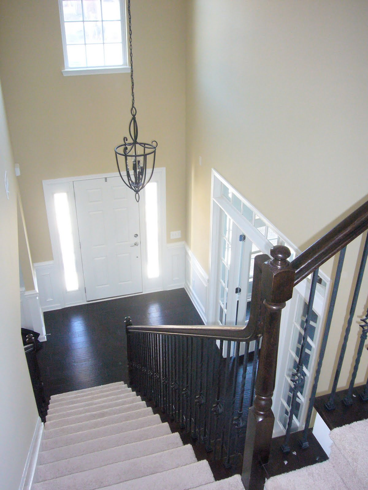 Story Foyer Definition : A color specialist in charlotte advice for foyers
