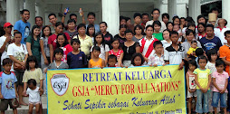 Retreat Keluarga GSJA CitraRaya ke 2