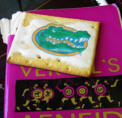 university of florida gators. Florida Gator logo somehow