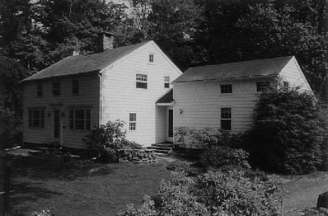 THE 1760 NATHANIAL FANCHER HOUSE BEFORE RENOVATION