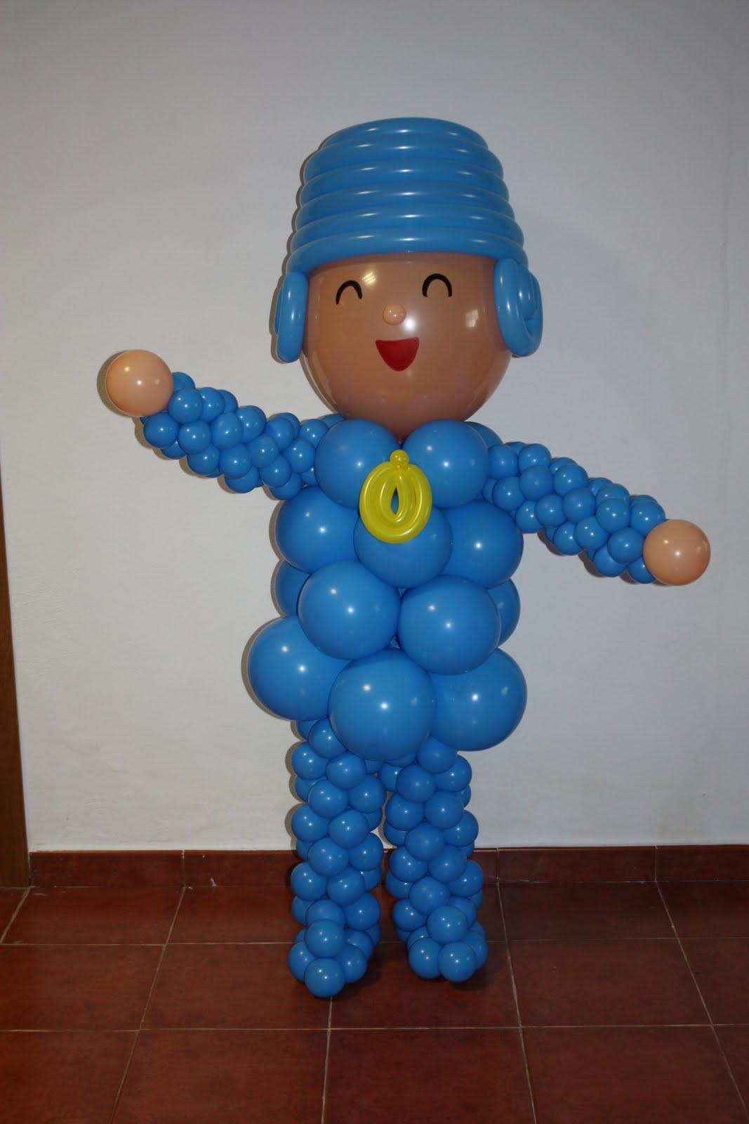 Decoración de cumple Pocoyo - Imagui