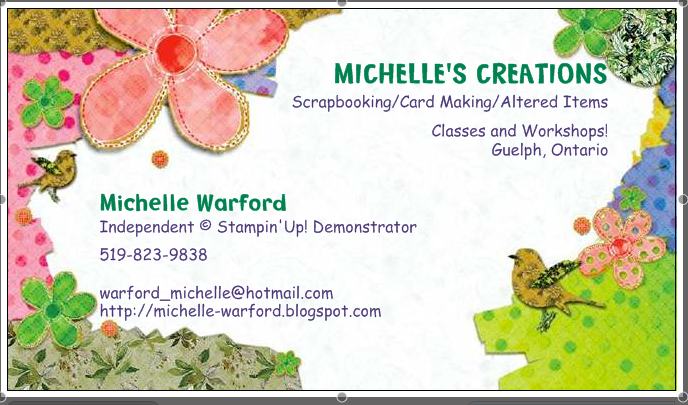 Michelle's Creations