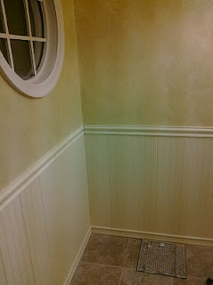 Powder Room Painting Debbie S