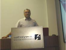Presentations at Saudi Oger Training Institute