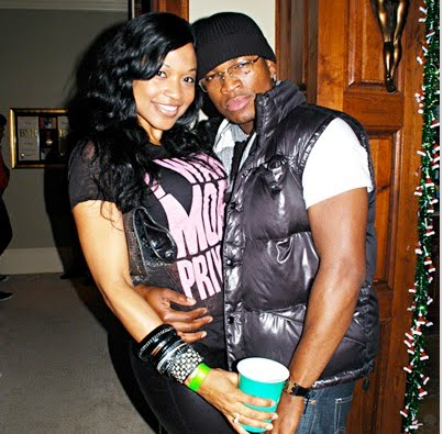 Ne-Yo confirmed that his girlfriend (Monyetta Shaw) is pregnant with their ...