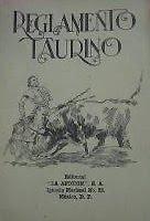 REGLAMENTO TAURINO