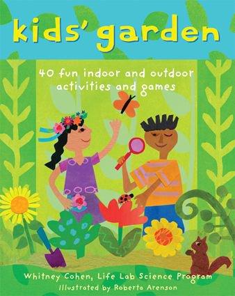 Barefoot Books- LadyD: Kiwi Magazine Review: Kids Garden by Whitney ...