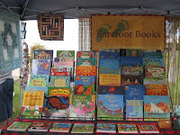 books for sale at church bazaar