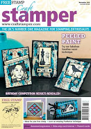 Featured in Craft Stamper Nov 2010