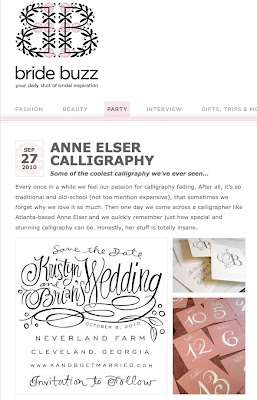 Anne elser september 2010 Anne elser calligraphy