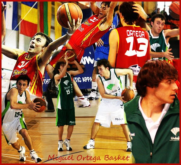 Miguel Ortega Basket!