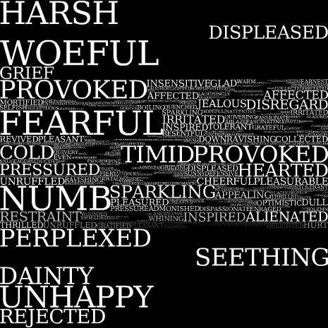 digital media design 2 emotion in typography