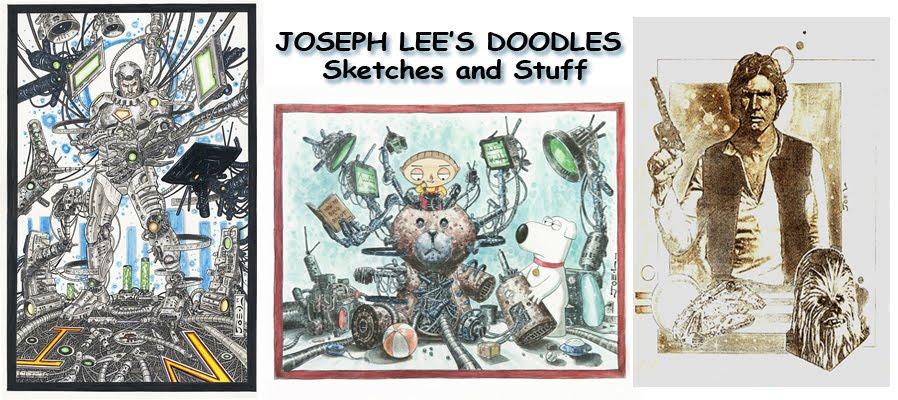 Joseph Lee's Doodles