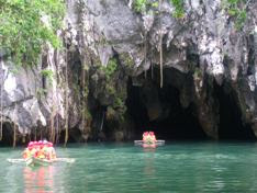 PHILIPPINES UNESCO SITE: Puerto Princesa Subterranean River National Park