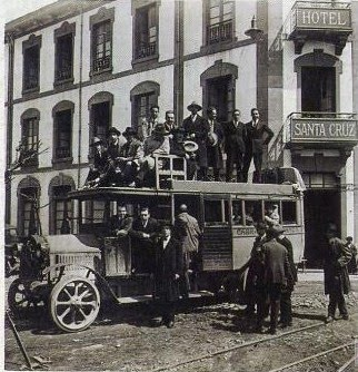 Los Autobuses de los años 20