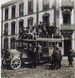 Los Autobuses de los años 20