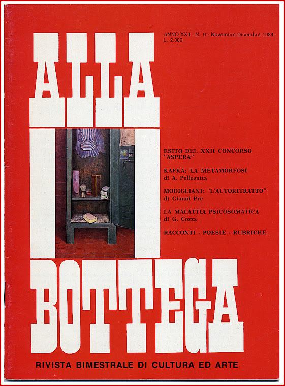 """XXII CONCORSO """"ASPERA"""" (Milano 1984)."""