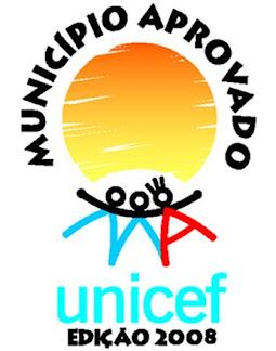 Município Aprovado - Selo UNICEF