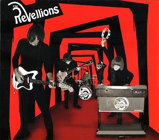 Vos disques préférés, chez vous The+Revellions+-+front