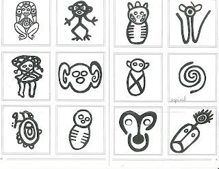 Image Gallery Dibujos Tainos