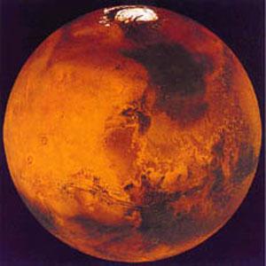 Resultado de imagen de La simetría esférica del planeta Marte