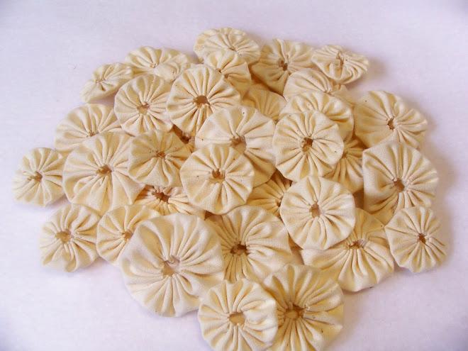 Cream Muslin