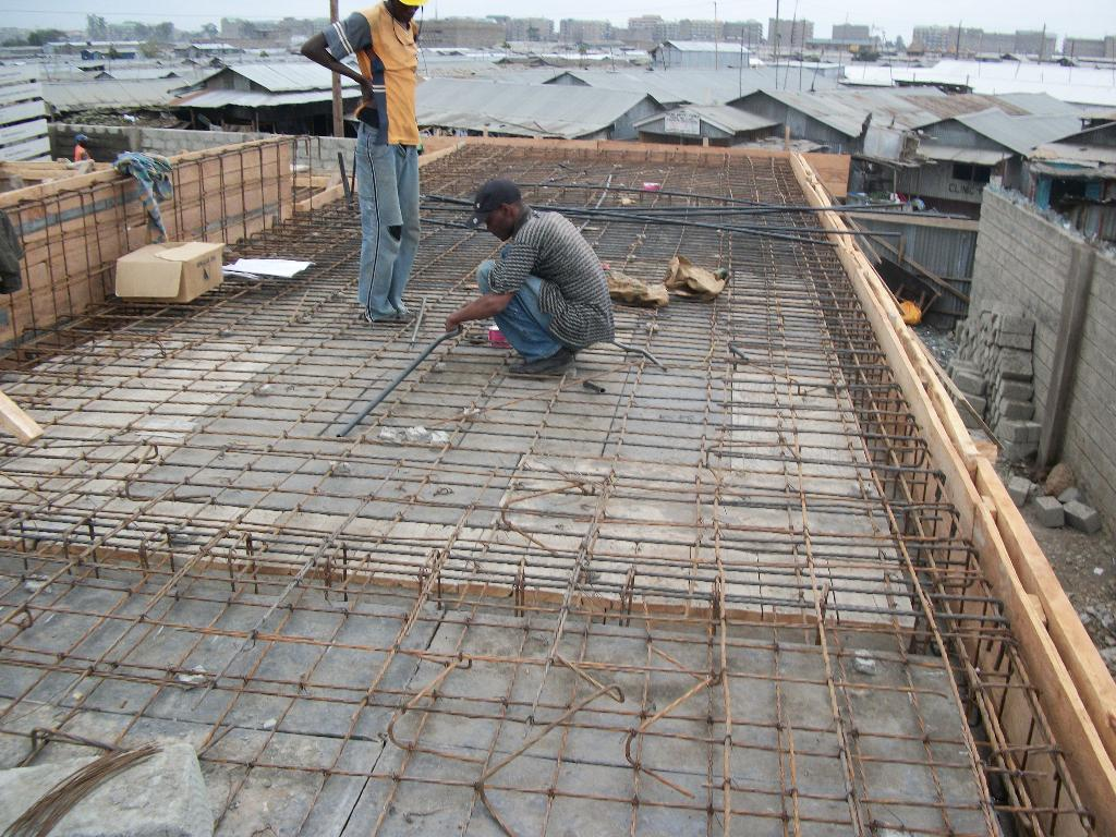 The global studio sidarec 7 8 2010 forming second floor for House slab design