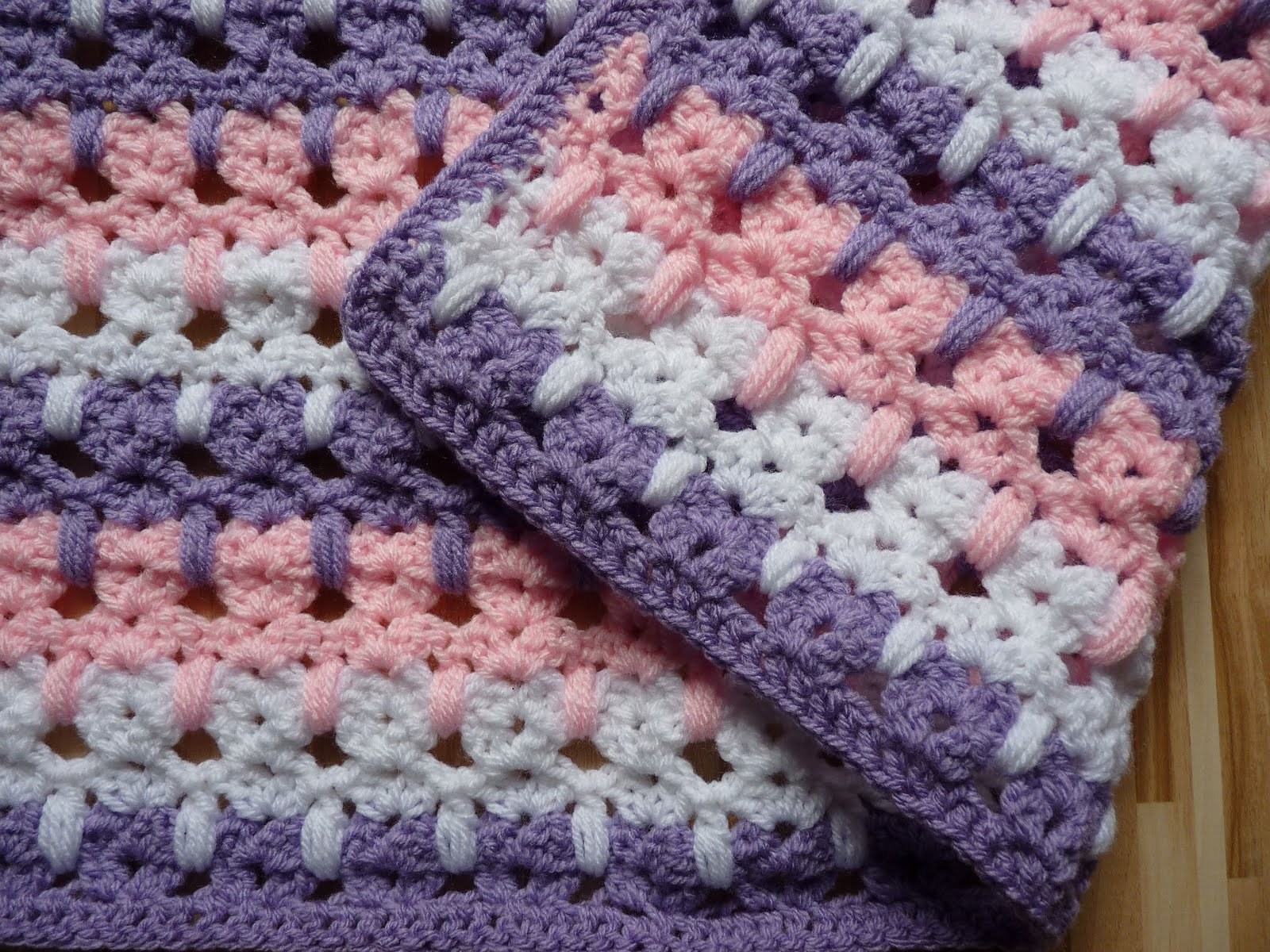 Crochet Kitten Stitch : ... of the Gingerbread Lady: TUTORIAL: Kitty-Cat Afghan - Baby Size