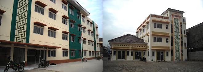 Proyek Pembangunan Sekolah Pesantren Yayasan Daarul Ullum Al Islami Jakarta