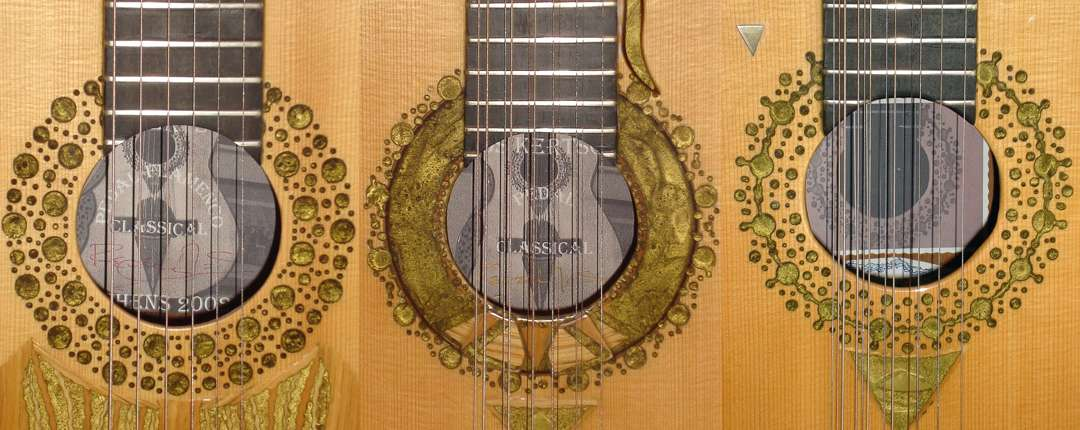 SOUNDHOLE AESTHETIC DESIGNS OF ACOUSTIC FUNCTION