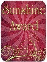 Sunshine Award von Anja
