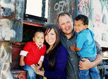 Josh, Lindsey, Tyson & Gavin