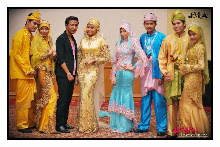 Jack Model Agency: The Malay Wedding Dress Show