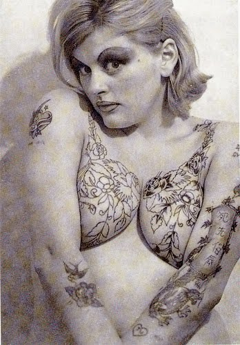 Vintage Tattoo Picture Please support this blog recommend The Traditional