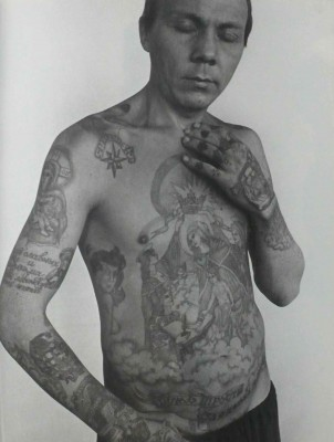 Vintage Tattoo Picture. Posted by Don Chuck Carvalho | Posted in vintage